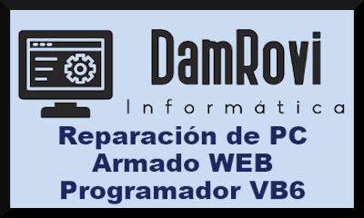 DamRovi Informática